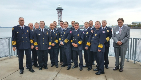 PA Career Fire Chiefs in Erie